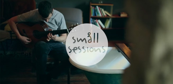 Charlie Cunningham: new song 'Blindfold' & Småll Sessions video