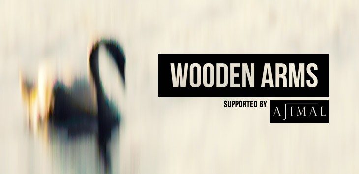 Wooden Arms (UK) will be supported by Ajimal (UK)