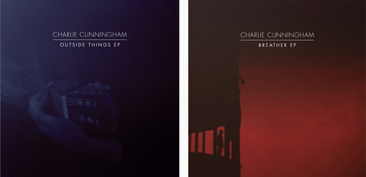 Release Day: Charlie Cunningham's EPs 'Outside Things' and 'Breather'