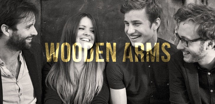 Wooden Arms (UK) join the Butterfly Collectors family