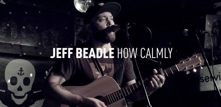 Jeff Beadle Video premiere & new album pre-order!