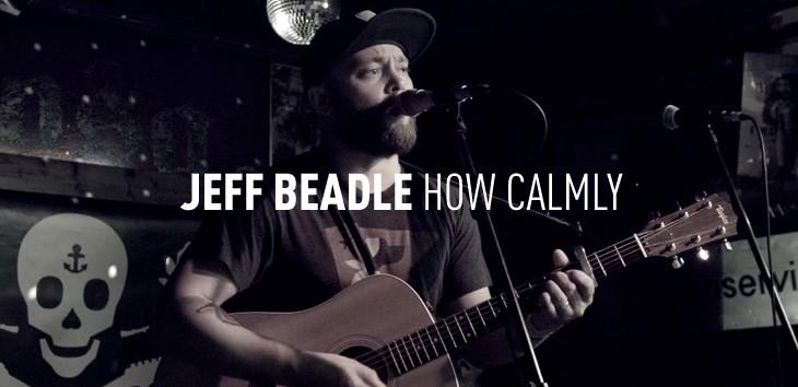 Jeff Beadle Video premiere & new album pre-order!