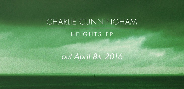 Charlie Cunningham announces third EP 'Heights' and shares title track