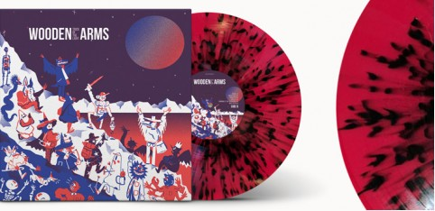 Wooden Arms - Trick Of The Light - limited Vinyl stock