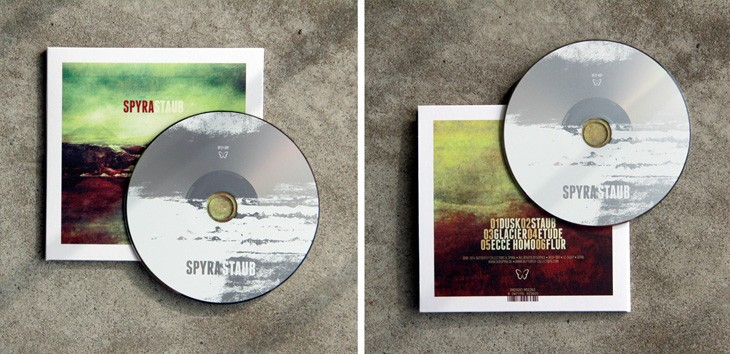 Spyra 'STAUB' is now available on CD and as digital download.