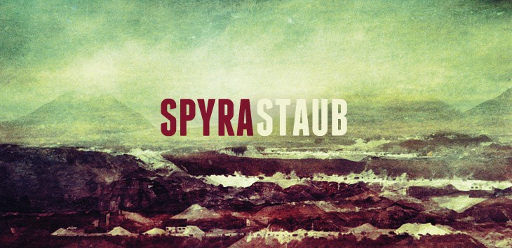 Spyra 'STAUB' is now available for pre-order on CD