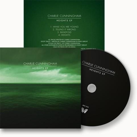 Heights EP • CD
